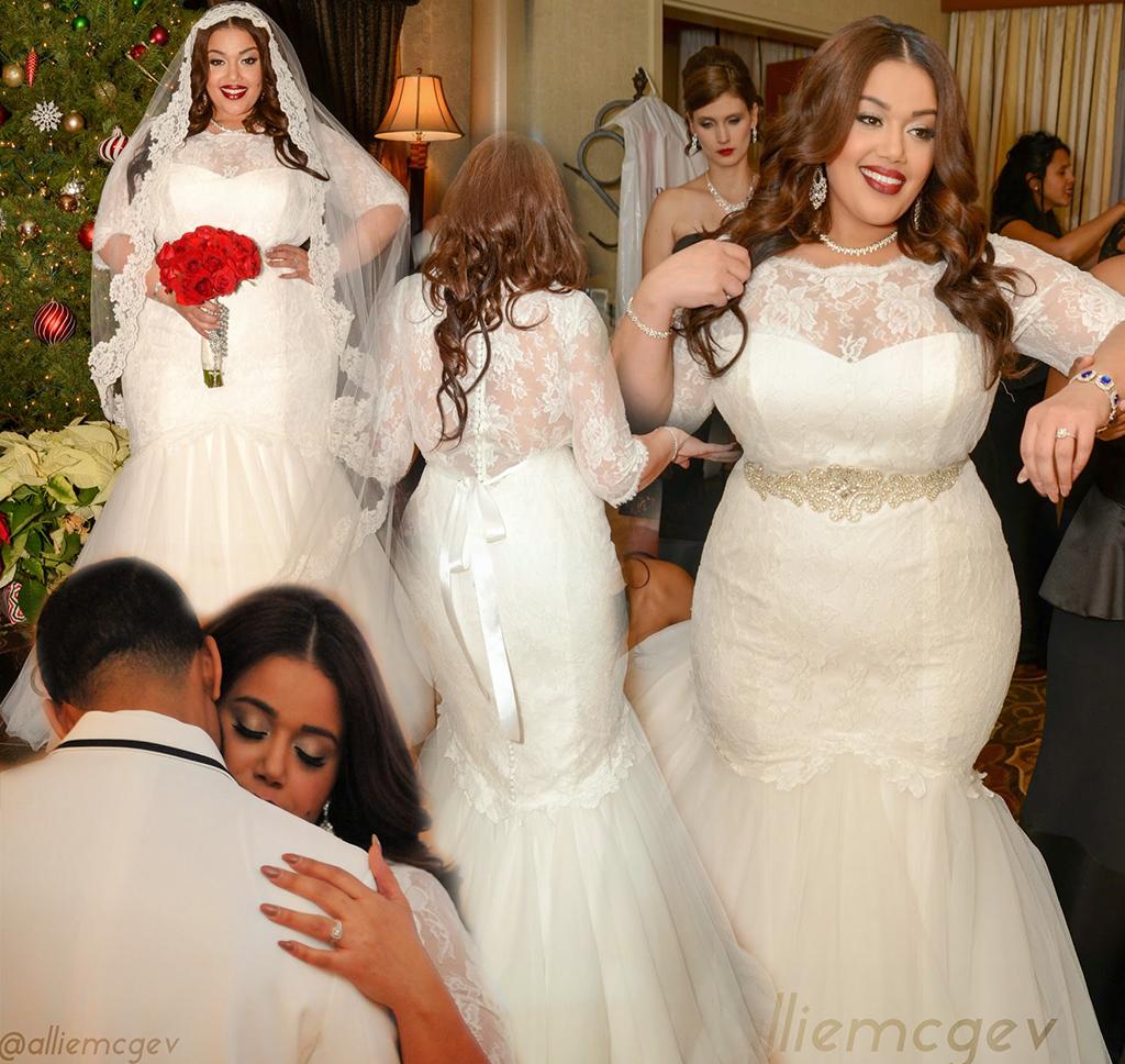 Bridal Blogger Wedding Dress Shopping For Plus Size: Plus Size Wedding Dress Shopping Guide