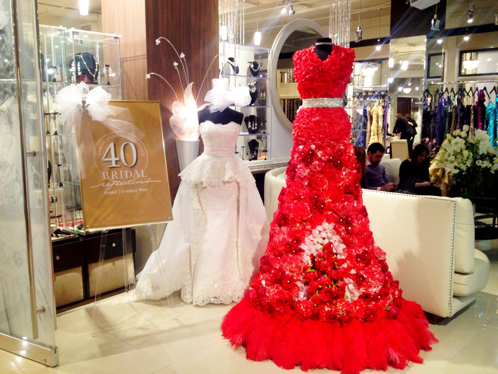 Wedding Dress For 40 Year Old Brides: Our 40th Anniversary Party