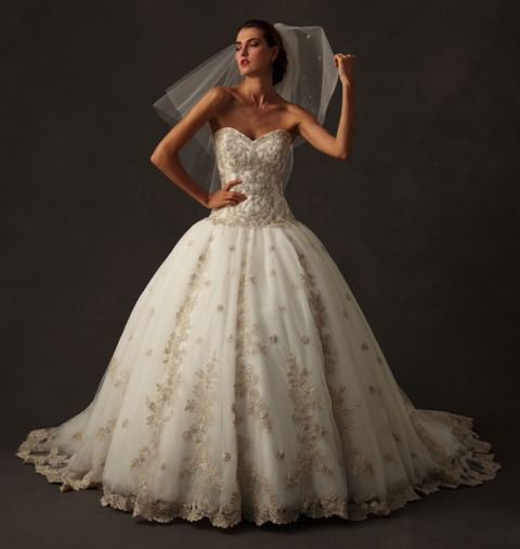Amalia Carrara Wedding Dresses And Bridal Gowns