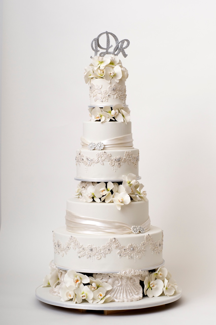Ron Ben Israel Cakes Bridal Reflections Wedding Partner