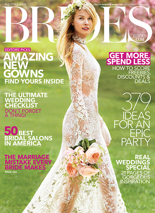 Brides Magazine Top 50 Best Bridal Salons in America