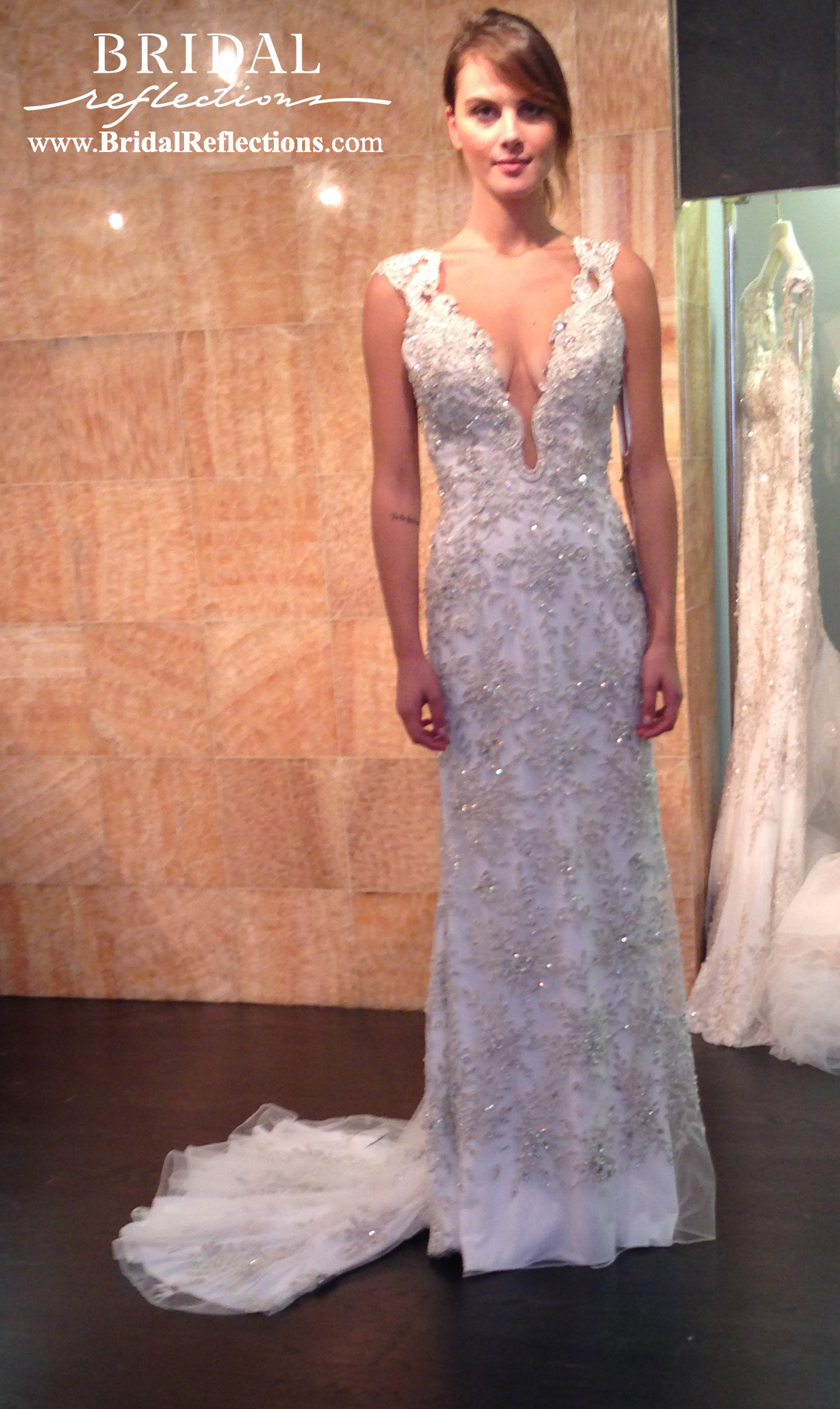 New Stephen Yearick Dress Collection   Bridal Reflections