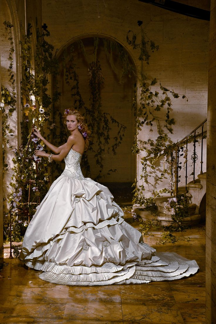 White Wedding Dress #TraditionTuesday