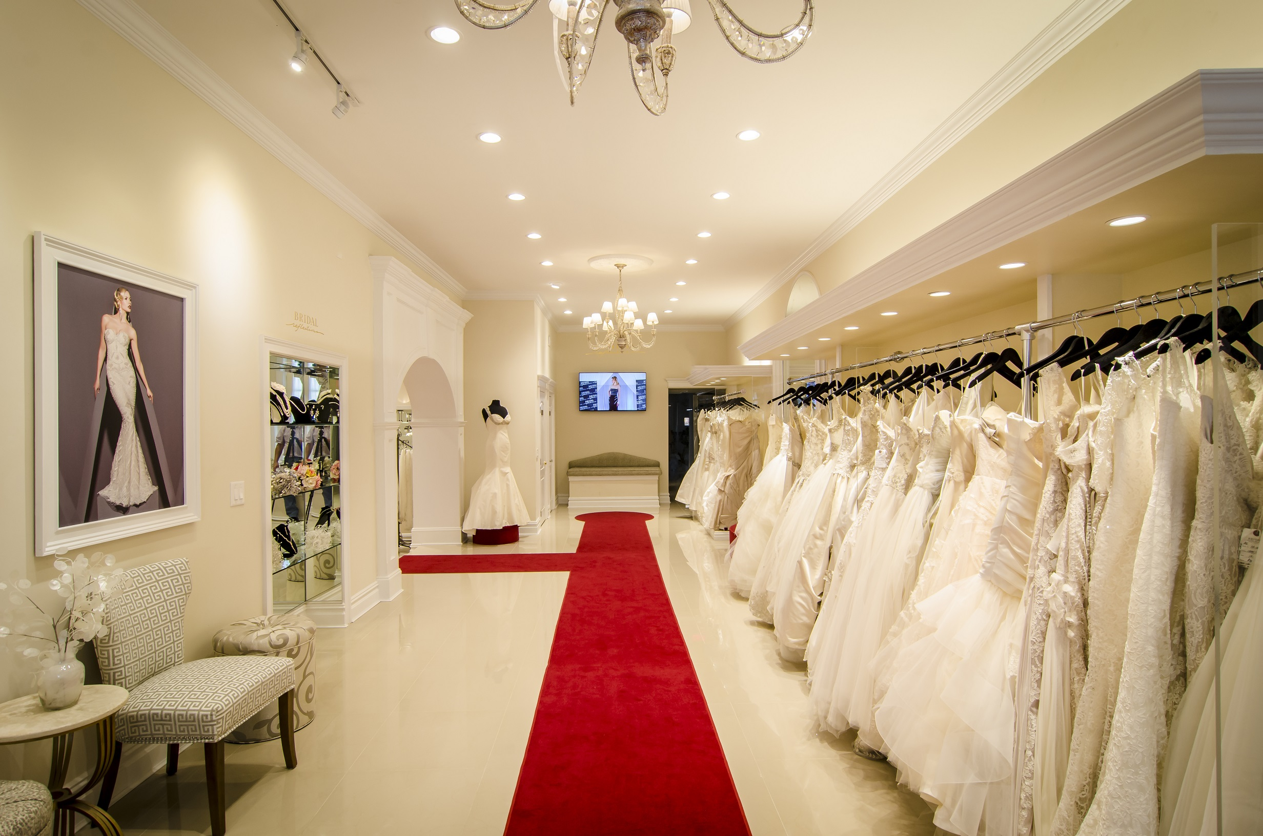Bridal Reflections Massapequa Wedding Dress Sample Sale