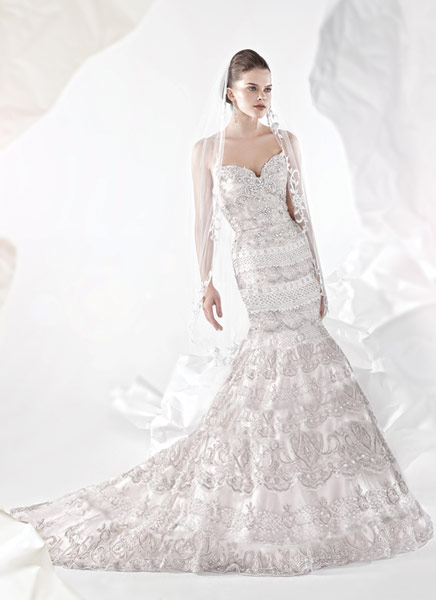 Stephen Yearick Wedding Dresses And Bridal Collection